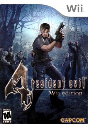 Resident Evil 4 ROM
