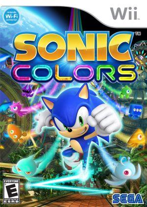Sonic Colors ROM
