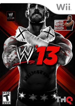 WWE 13 ROM