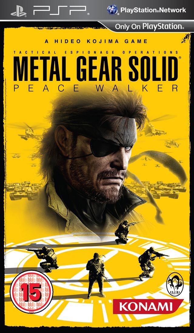 Metal Gear Solid Peace Walker Iso : metal, solid, peace, walker, Metal, Solid, Digital, Graphic, Novel, Download
