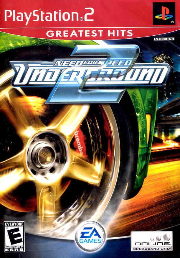 Download Game Ppsspp Underground 2 : download, ppsspp, underground, Speed, Underground, Playstation