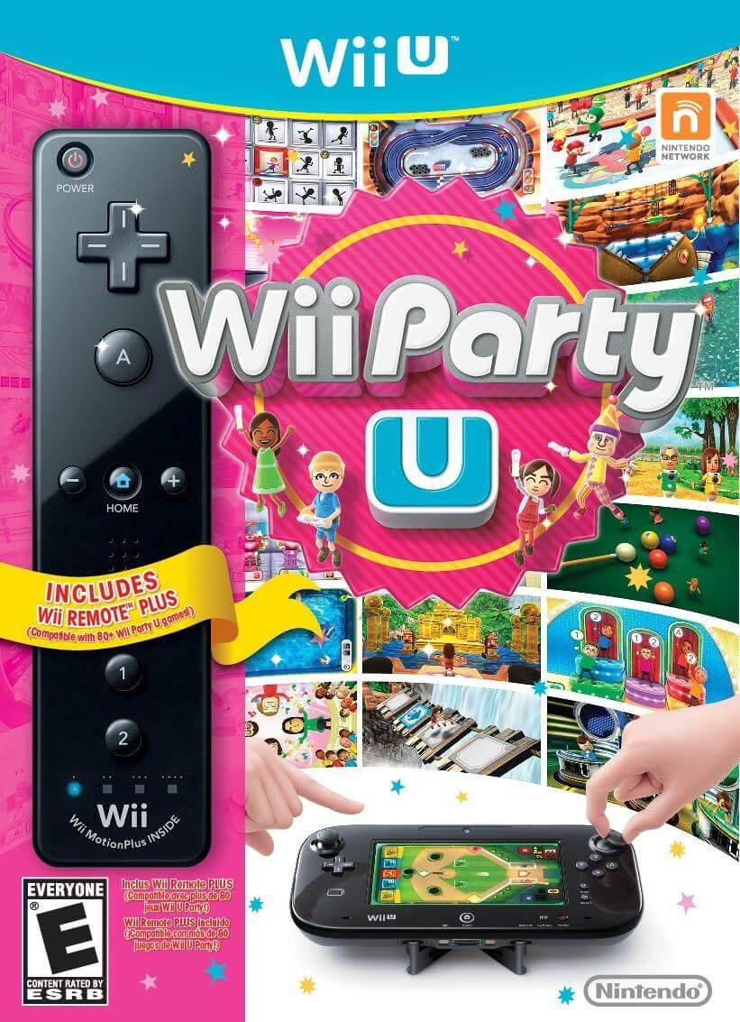Wii Party U - WiiU ROM & ISO - Nintendo WiiU Download