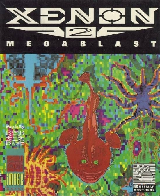 Xenon 2 – Megablast_Disk2 (USA) Game Download Amiga 500