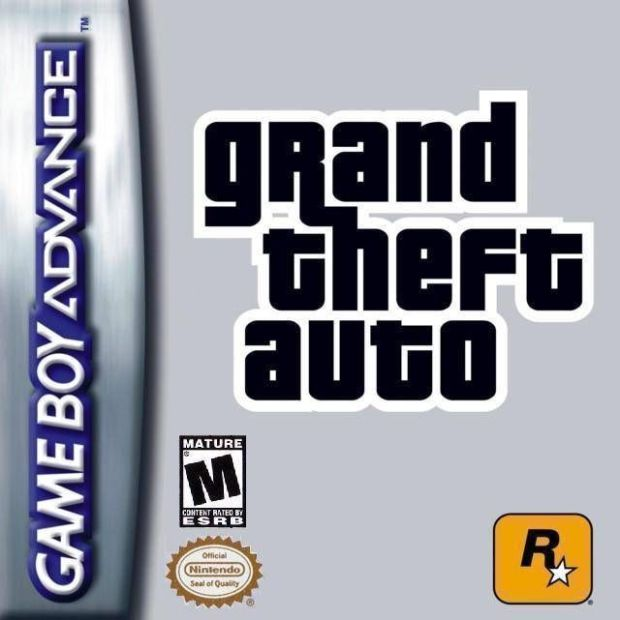 Grand Theft Auto Advance (USA) Game Download Gameboy Advance