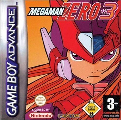 Megaman Zero 3 Gameboy Advance Gba Rom Download