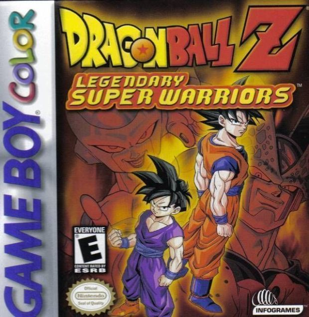 Dragon Ball Z – Legendary Super Warriors (Europe) Game Download Gameboy Color