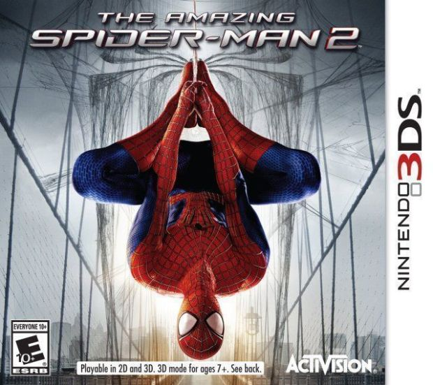Amazing Spider-Man 2, The (USA Europe) Game Download Gameboy