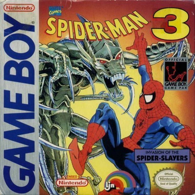 Amazing Spider-Man 3, The – Invasion Of The Spider-Slayers (USA) Game Download Gameboy