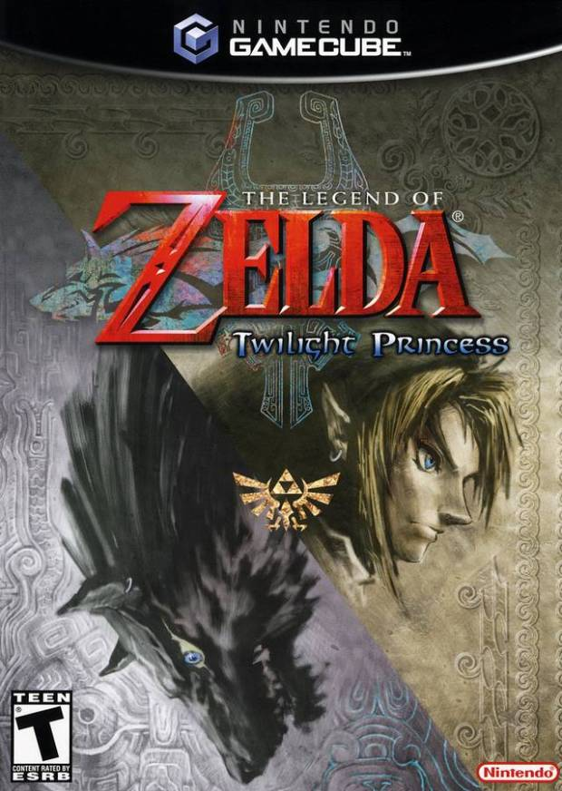 Legend Of Zelda The Twilight Princess (USA) Game Download GameCube