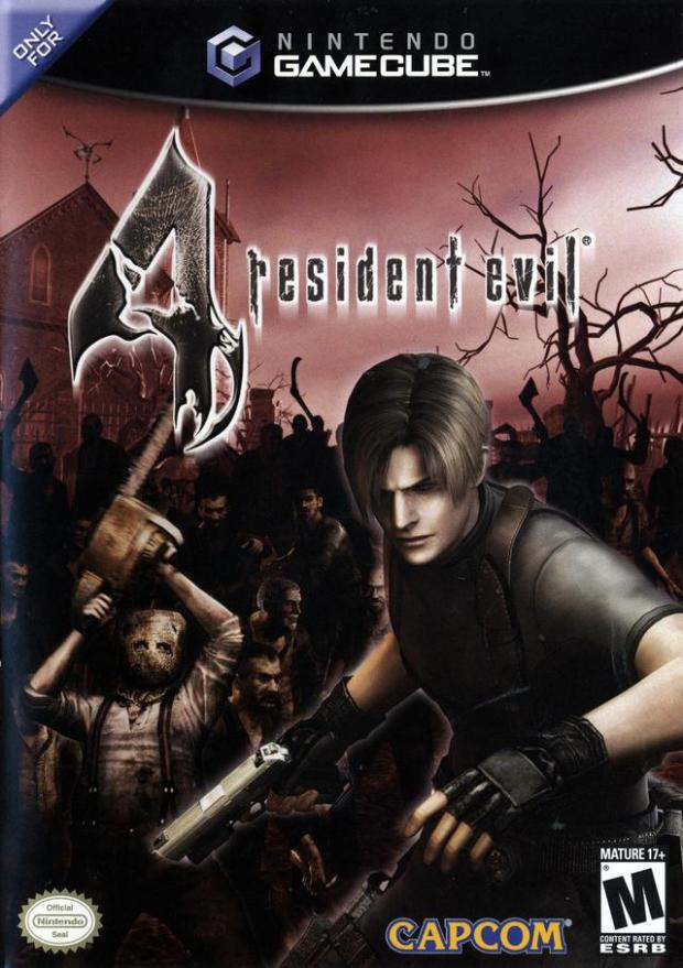 Resident Evil 4  – Disc #1 (USA) Game Download GameCube