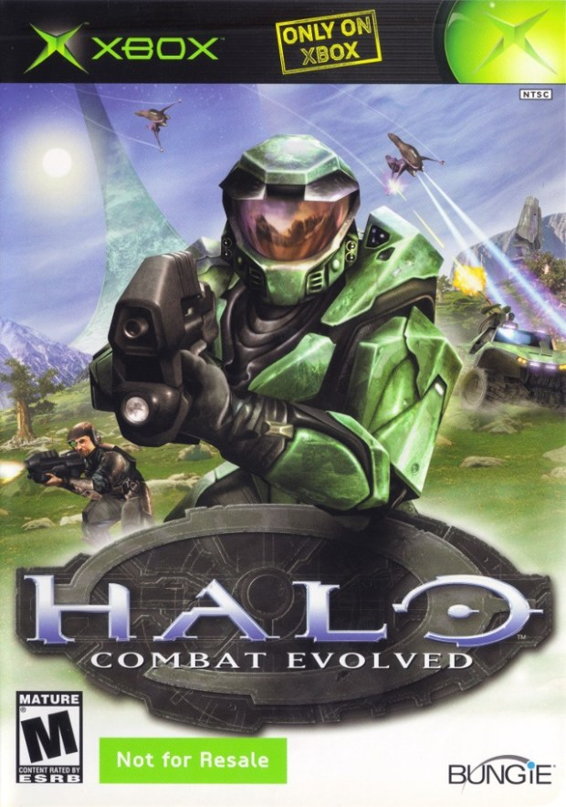 Halo – Combat Evolved (USA) Game Download Microsoft Xbox