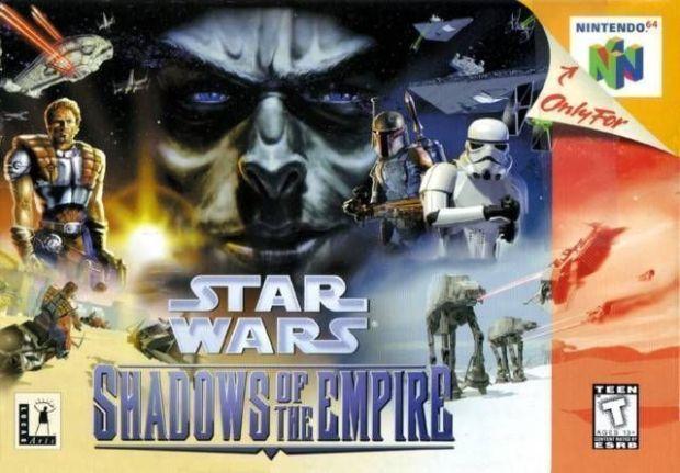 Star Wars – Shadows Of The Empire (V1.2) (USA) Game Download Nintendo 64