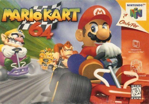 Mario Kart 64 (V1.1) (Europe) Game Download Nintendo 64