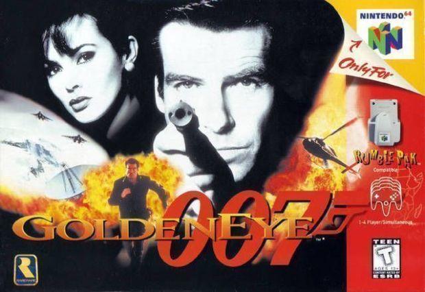 007 – Golden Eye (USA) Game Download Nintendo 64