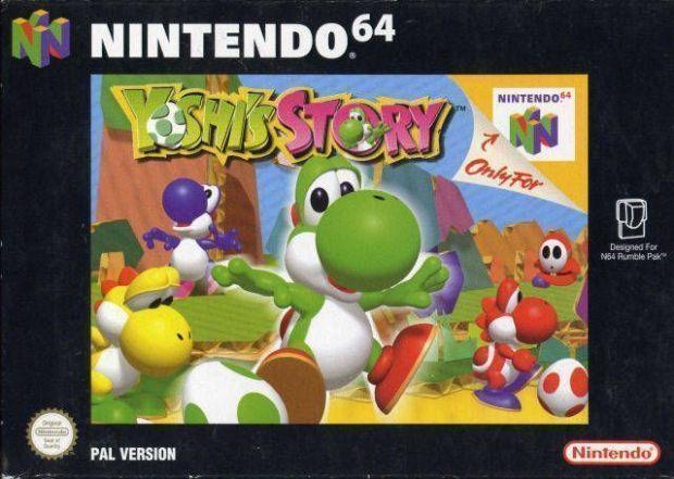 Yoshi's Story (USA) Game Download Nintendo 64