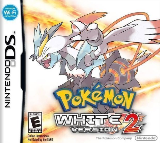 Pokemon – White 2 (Patched-and-EXP-Fixed) (USA) Game Download Nintendo DS