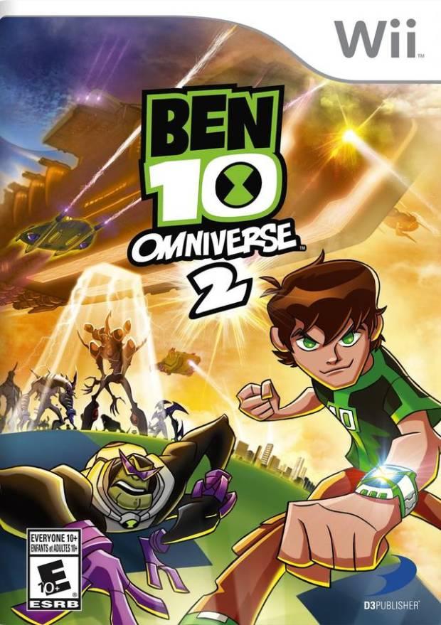 Ben 10 Omniverse 2 (USA) Game Download Nintendo Wii