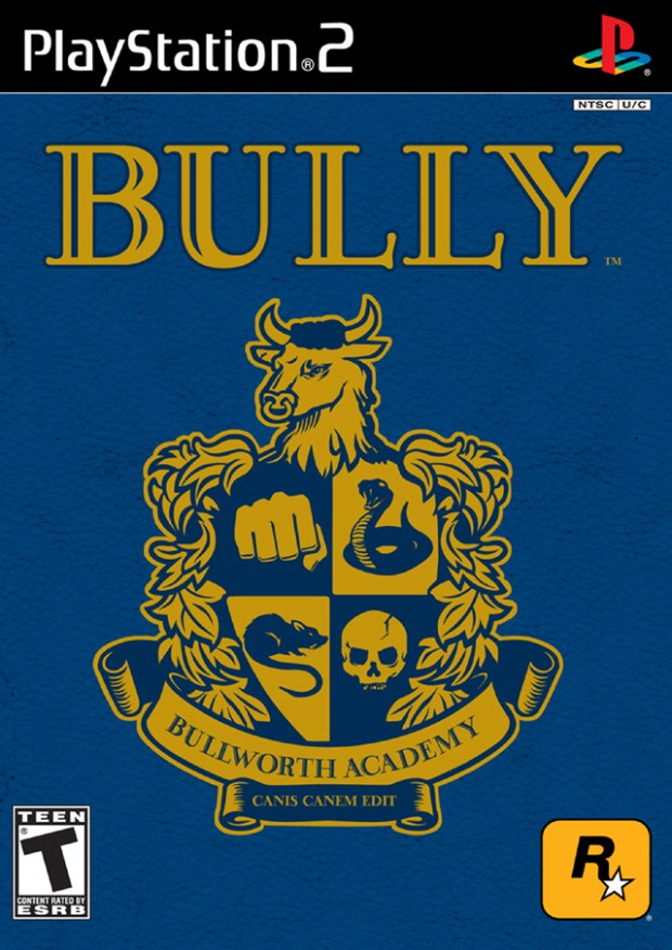 Bully (USA) Game Download Playstation 2