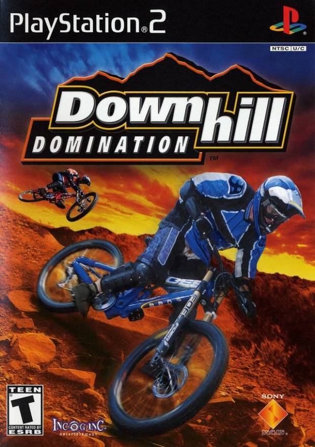 Downhill Domination (USA) Game Download Playstation 2