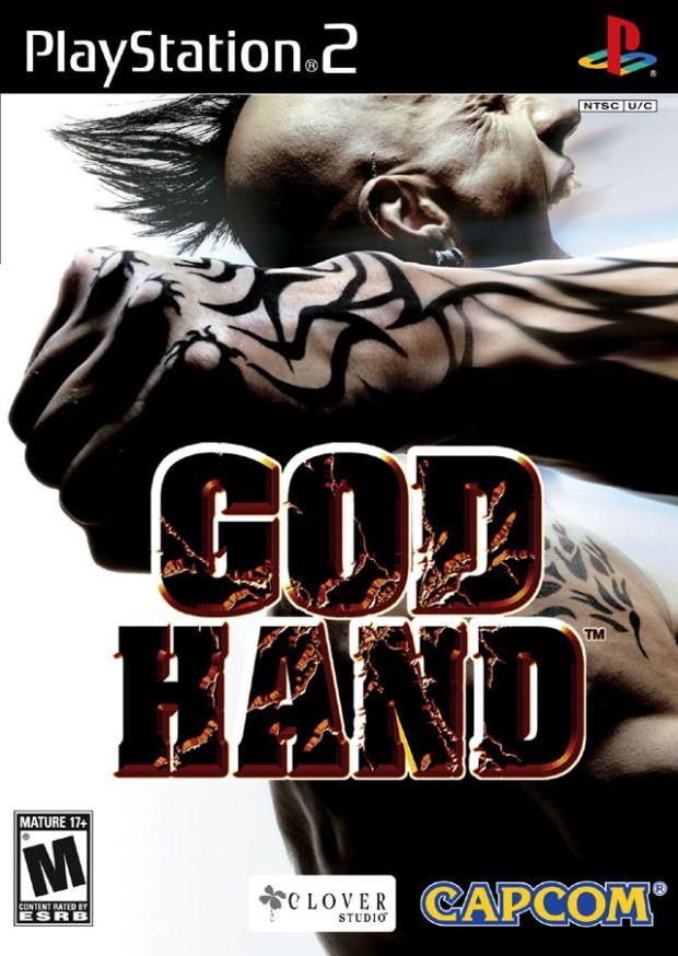 God Hand (USA) Game Download Playstation 2