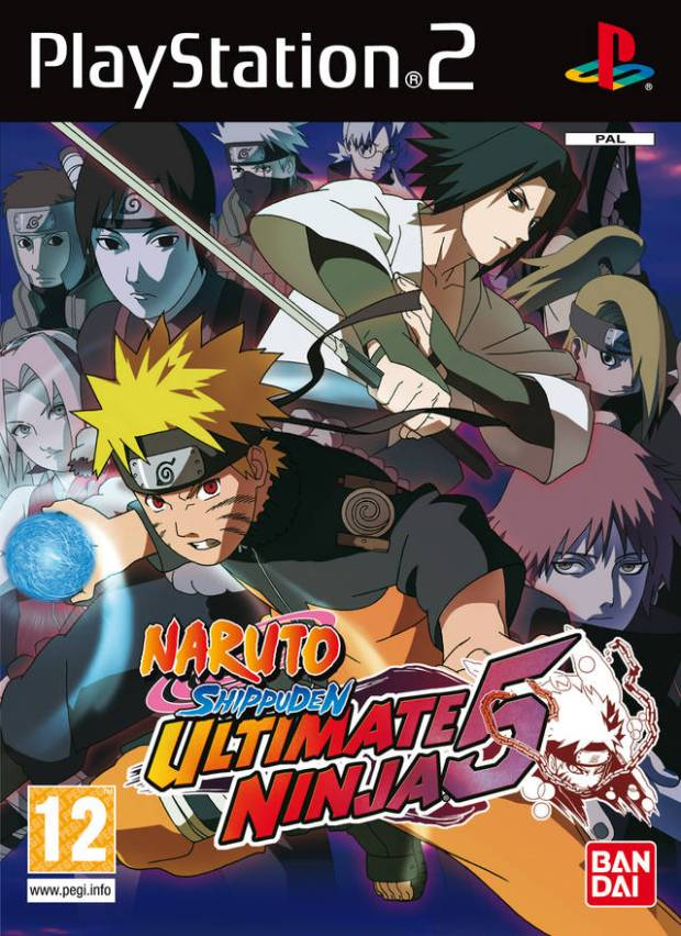 Naruto Shippuden – Ultimate Ninja 5 (Europe) Game Download Playstation 2