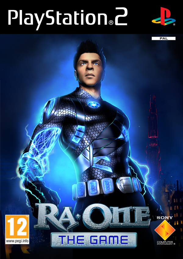 Ra.One – The Game (USA) Game Download Playstation 2