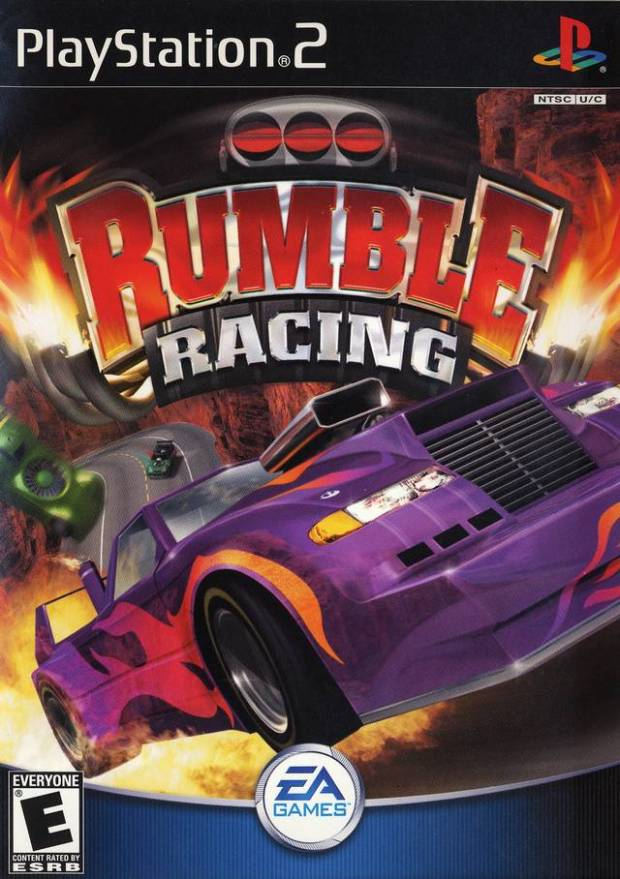 Rumble Racing (USA) Game Download Playstation 2