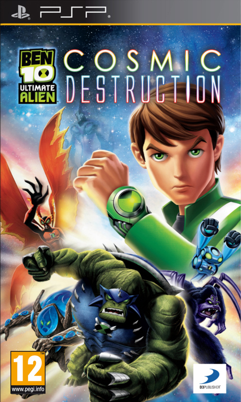 Juegos Ppsspp Romsmania : juegos, ppsspp, romsmania, Ultimate, Alien, Cosmic, Destruction, Playstation, Portable(PSP, ISOs), Download