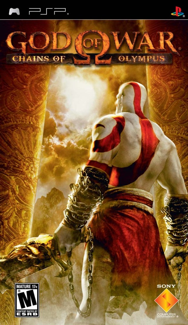 God Of War – Chains Of Olympus (USA) Game Download Playstation Portable