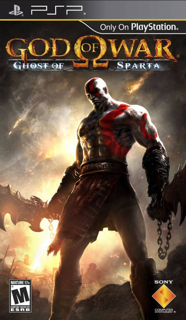 God Of War – Ghost Of Sparta (USA) Game Download Playstation Portable