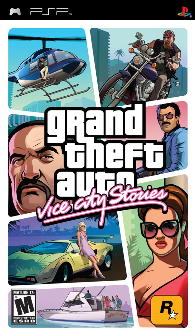 Grand Theft Auto – Vice City Stories (USA) Game Download Playstation Portable
