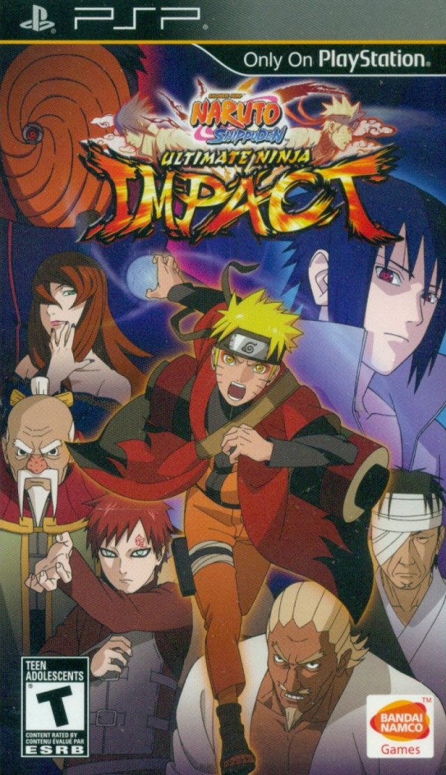 Juegos Ppsspp Android Roms : juegos, ppsspp, android, Naruto, Shippuden, Ultimate, Ninja, Impact, Playstation, Portable(PSP, ISOs), Download