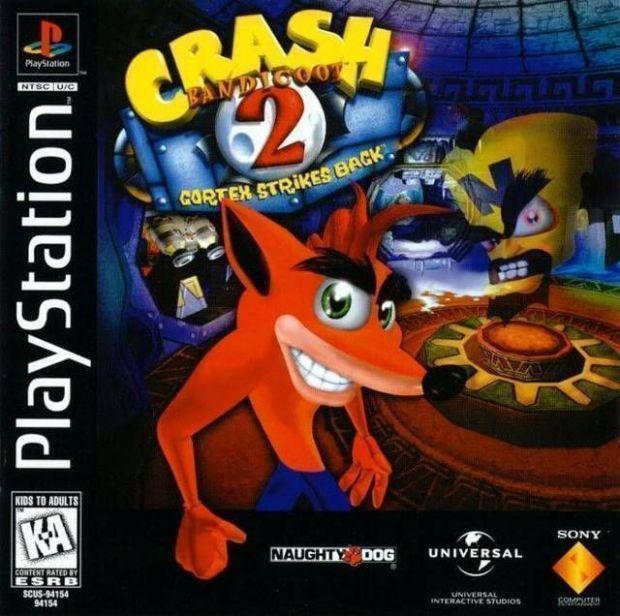 Crash Bandicoot 2 – Cortex Strikes Back [SCUS-94154] (USA) Game Download Playstation