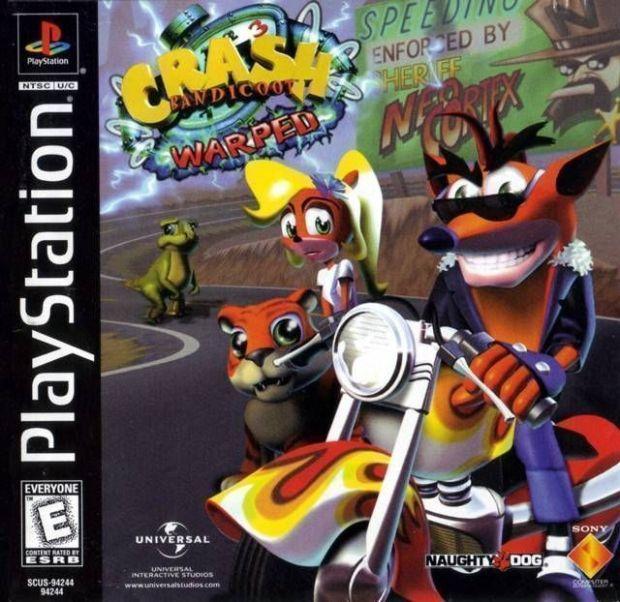 Crash_Bandicoot_3_-_Warped__[SCUS-94244] (USA) Game Download Playstation
