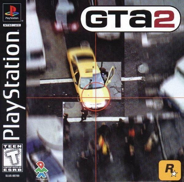 Grand Theft Auto 2 [SLUS-00789] (USA) Game Download Playstation