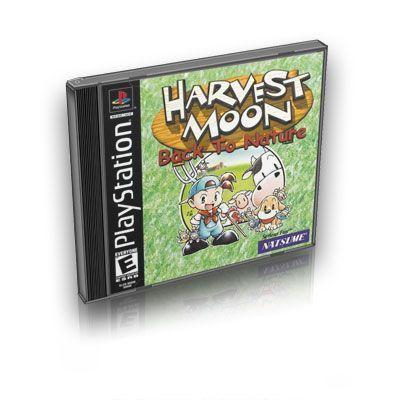 Harvest Moon – Back To Nature [SLUS-01115] (USA) Game Download Playstation