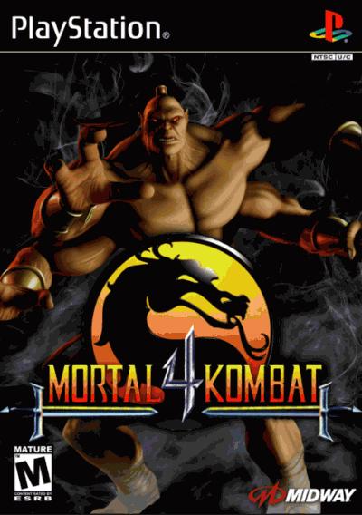 Mortal Kombat 4 [SLUS-00605] (USA) Game Download Playstation