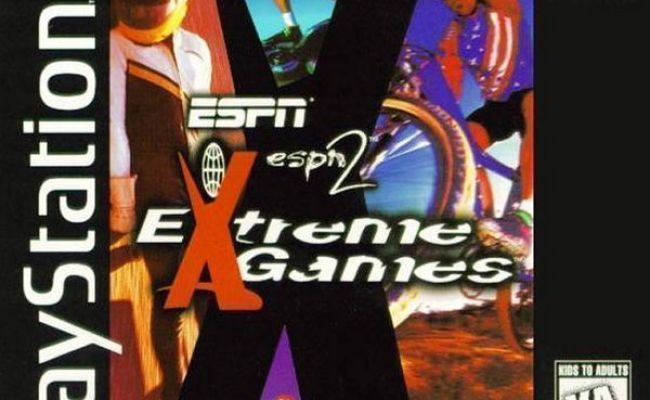 Espn Extreme Games Scus 94503 Playstation Psx Ps1 Isos