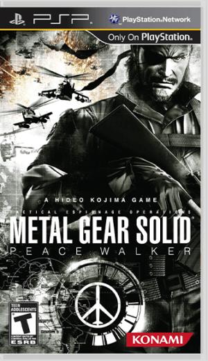 Metal Gear Solid Peace Walker Iso : metal, solid, peace, walker, Metal, Solid:, Peace, Walker, Download
