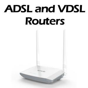 ADSL / VDSL Routers