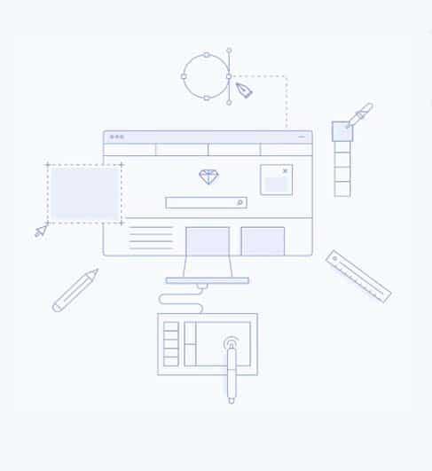 Design graphique Web