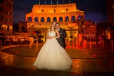Europapark Hochzeit romy Häfner
