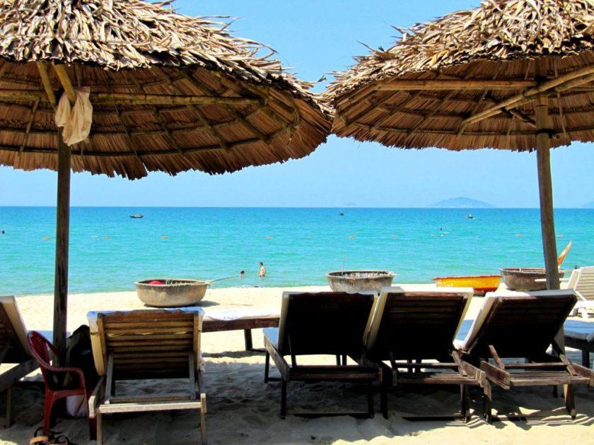 Strand bij Hoi An