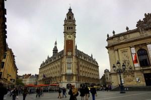 Place du Theatre Lille