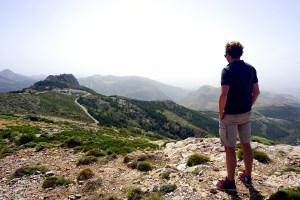 Sierra Nevada in Spanje