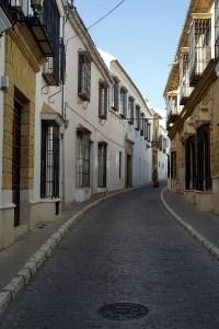 Straatje in Osuna