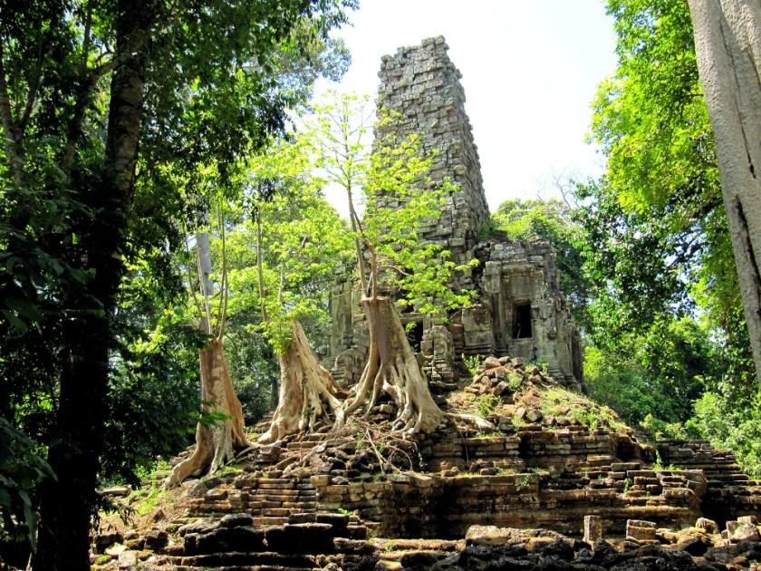 Tempels Angkor Cambodja