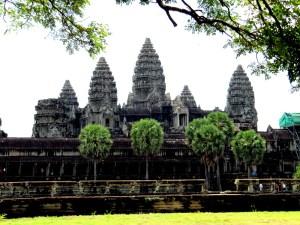Angkor Wat Cambodja