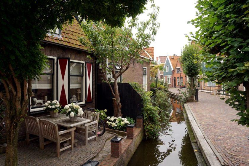 Doolhof Volendam