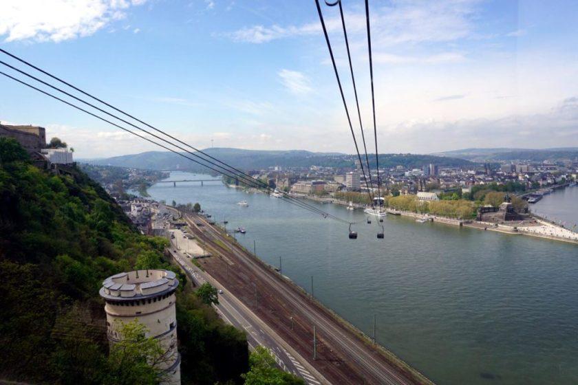 Kabelbaan Koblenz
